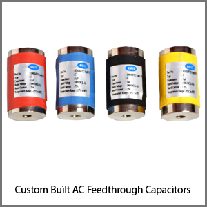Power Feed through Capacitors & Filters