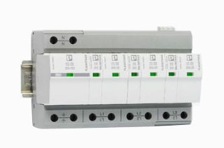 Surge protection and interference filters